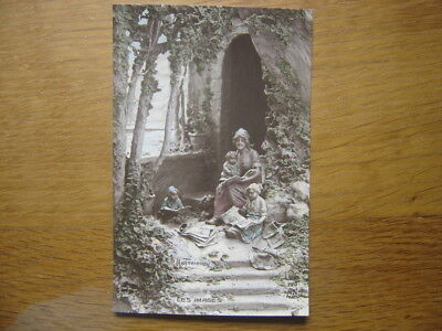 1912 CPA Postcard MASTROIANNI Allegorie Les Images n°220 editions NOYER