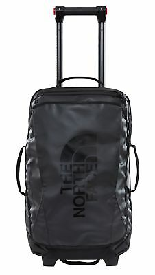 """Upright Cabin Luggage THE NORTH FACE Rolling Thunder 22"""" Black"""