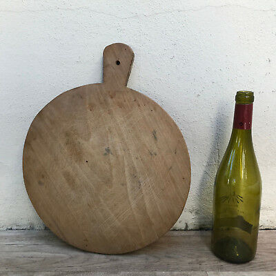 Antique Vintage French Bread Or Chopping Cutting Board Wood 27081810
