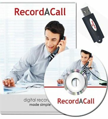 VEC Record-A-Call Digital Recording Software | Telephone Record Logging Software