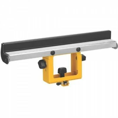 DEWALT DW7029 Wide Miter Saw Stand Material Support & Stop - Yellow