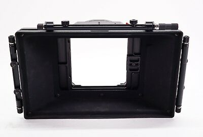 Arri Mmb-1 Matte Box Mattebox 15Mm Rod Mount Two Stage. Make Offer Now!