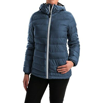 eb4ef618cbdc ADIDAS WOMENS FROST Hooded Down Jacket