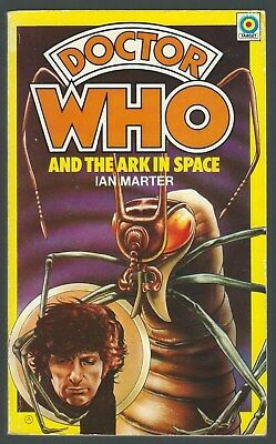 Doctor Who The Ark In Space Ian Marter Target 1984 Paperback Good Condition