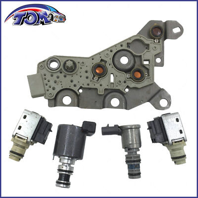 SET OF 5 Transmission Solenoids For Gm 4T40E / 4T45E Chevy 1995-2002 14420