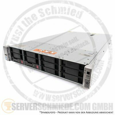 "HP Proliant DL380 G9 Gen9 Server 4x 3,5"" LFF XEON E5-2600 v3 v4 Raid CTO"