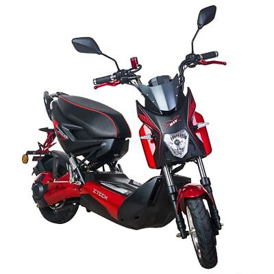 Scooter Electrico adulto 1200W Ciclomotor E-Scooter 45km/h