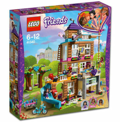 Lego ® Friends 41340 La Casa Dell'amicizia