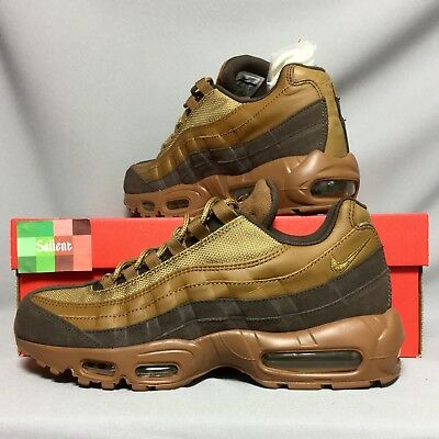 save off ce21b f941f Nike Air Max 95 Premium UK8 538416-203 EUR42.5 US9 Baroque Brown Beige