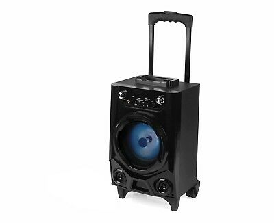 Intempo EE2728 Tailgate Rechargeable Bluetooth LED Speaker Smart Phones SD/USB