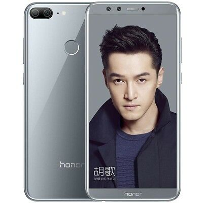 Huawei Honor 9 Lite LLD-AL00, 4GB+32GB 5,65 Pouce  Android 8.0 Couleur Grey