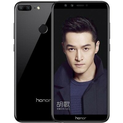Huawei Honor 9 Lite LLD-AL00, 3GB+32GB 5,65 Pouce  Android 8.0 Couleur Black