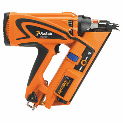 Paslode IM360CI 90mm 7.4V 1st Fix Cordless Gas Framing Nailer Missing Accessorie
