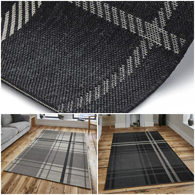 Flat Weave Outdoor Small Extra Large Natural Colours Utility Rugs By Think Rug