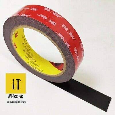 Genuine 3M™ VHB™ 5952 Car Vehicle Double Sided Acrylic Adhesive Mounting Tape
