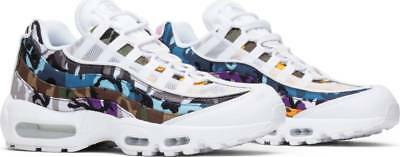 67d4a445f81 Nike Air Max 95 ERDL Party White Multicolor AR4473 100 Mens Sizes 4-13 Shoes