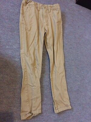 Boys Slim Fit Cargo Pants Aged 5-6