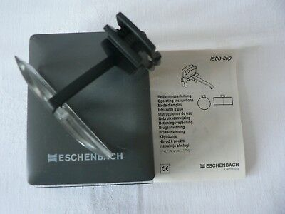 Eschenbach Laboclip Lupenclip Lupe Leselupe Lesebrille 3,0x