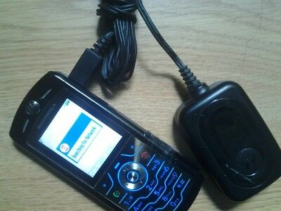 Motorola L7 ITunes 2G locked to AT&T (read description) with 512MB of music