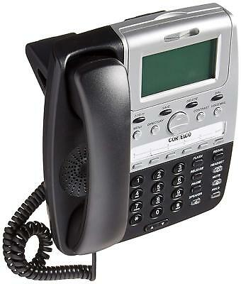 Cisco SPA504G 4-Line IP Phone with 2-Port Switch, PoE and LCD Display, Slv/Gry