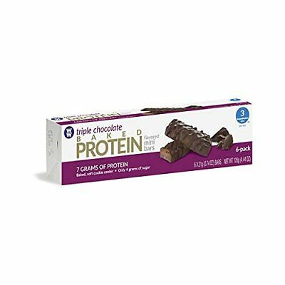 Weight Watchers Triple Chocolate Baked Protein Mini Bar