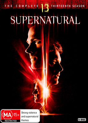 Supernatural: Season 13 - DVD (NEW & SEALED)