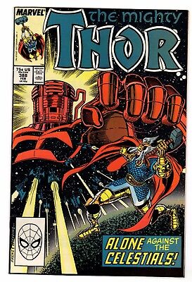 The Mighty Thor #388 - Marvel Comics 1987 - FN