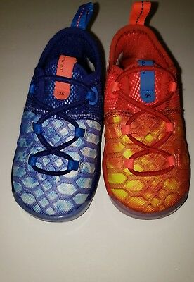 promo code 1490a b614e Nike KD 9 (TD) Toddler s NEW Multicolor 855910 400 - Size 5c Fire