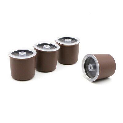 1Pcs Refillable Capsule Cup Reusable Coffee Filter Filling For Illy Coffeemaker