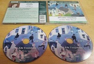 Dylan Thomas - Under Milk Wood Bbc Radio Collection 2-Disc Audio Book Cd