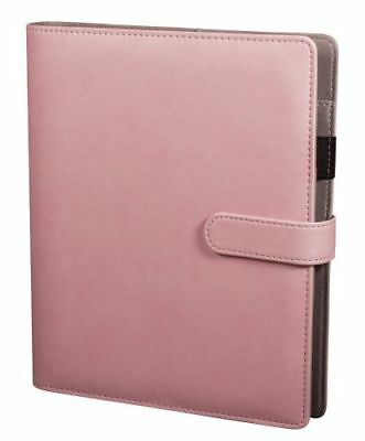 RAYHER Planer my PLANNER Rosa DIN A5 23,8x19,8cm Buch Mappe Ringbuch