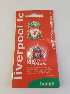 Liverpool FC Pin Badge Football New