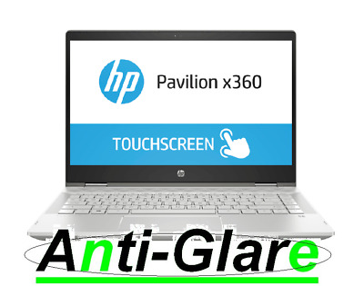 """Anti-Glare Screen Protector 14"""" HP Pavilion x360 14t 2 in 1 Touch Laptop -2018-"""