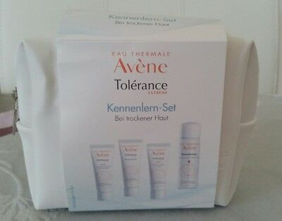 Avene Kennenlern-Set Tolerance mit Kosmetiktasche NEU