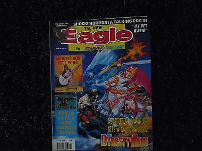 The New Eagle Comic 11Th August 1990