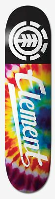 "Element - Tye Dye Script 8.0"" Skateboard Deck"