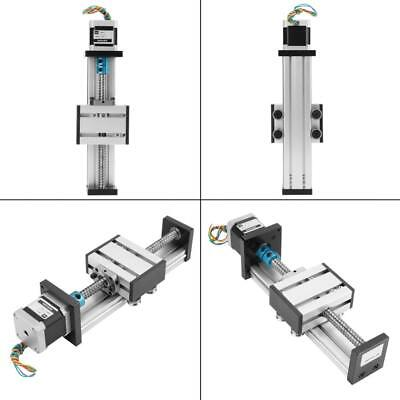 1204 Ball Screw Linear Slide Stroke Long Stage Actuator with Stepper Motor 100mm