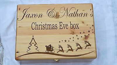 Extra large Christmas Eve box