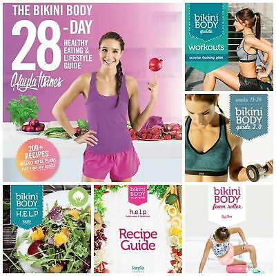 Kayla itsines bikini body guides all updated bbg1 bbg2 help kayla itsines bikini body guides bbg all 15 updated pdf format fandeluxe Image collections