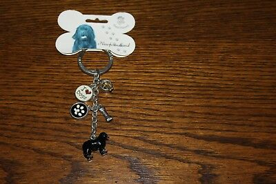 Little Gift Dog Key Chain FRENCH BULLDOG