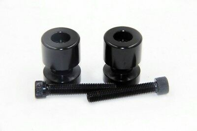 Swingarm Spools 8mm Thread For Suzuki GSXR 750 1992-2011/ GSXR 1000 2001-2012 Bl