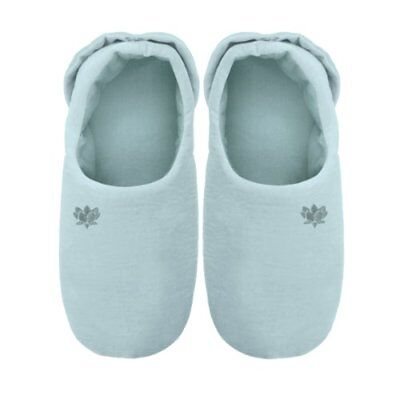 Aroma Home Soothing You Microwaveable Feet Warmers - Sky Blue