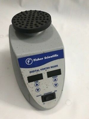 Fisher Scientific Digital Vortex Mixer 945415 | 120V 50/60Hz, 1.2A, 150W