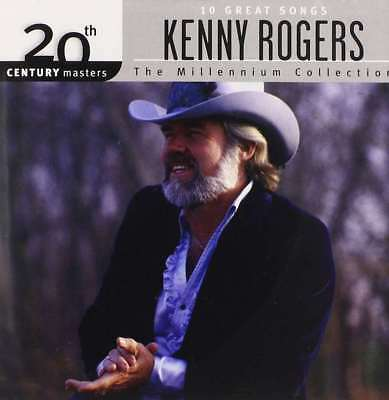 New: KENNY ROGERS - 10 Great Songs (The Millennium Collection ) CD