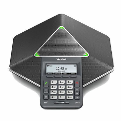 Yealink CP860 IP Conference Phone HD Voice 5way Conferencing Power over Ethernet