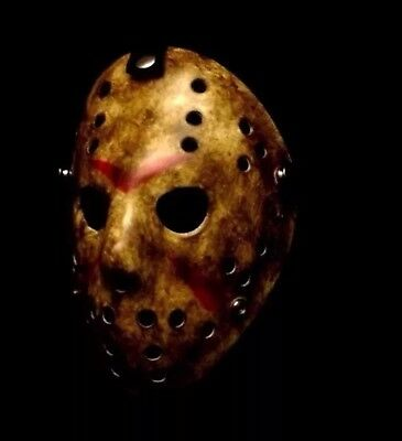 Friday The 13th Hockey Mask Costume Jason Voorhees Horror USA SELLER FAST SHIP