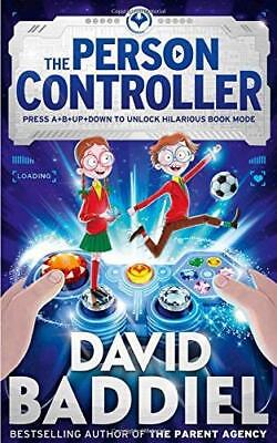 Person Controller by David Baddiel New Paperback Book