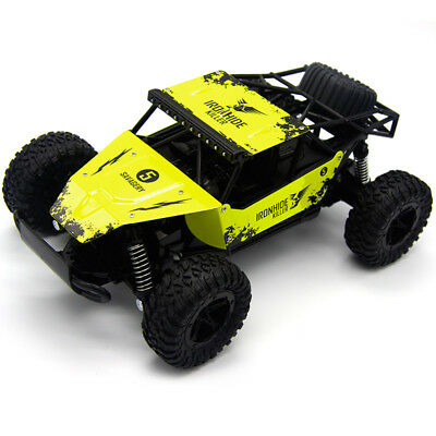 1/16 2WD 4CH 2.4G Radio RC Toy High Speed RC Car Buggy Off-Road Vehicles