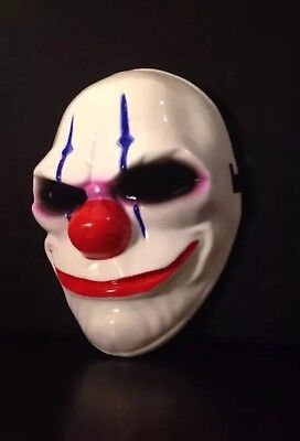 Chains The Heist PAYDAY 2 Mask Halloween Costume