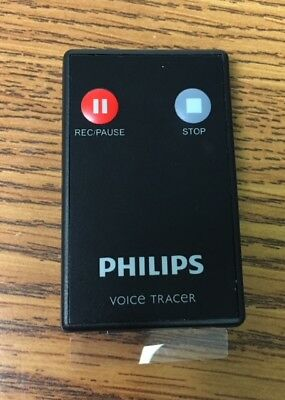 Philips RE-5/9D Voice Tracer Remote